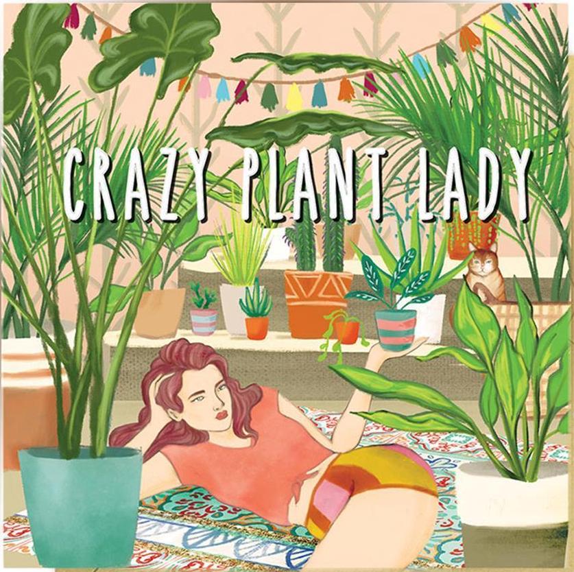 Crazy Plant Lady!☘️
