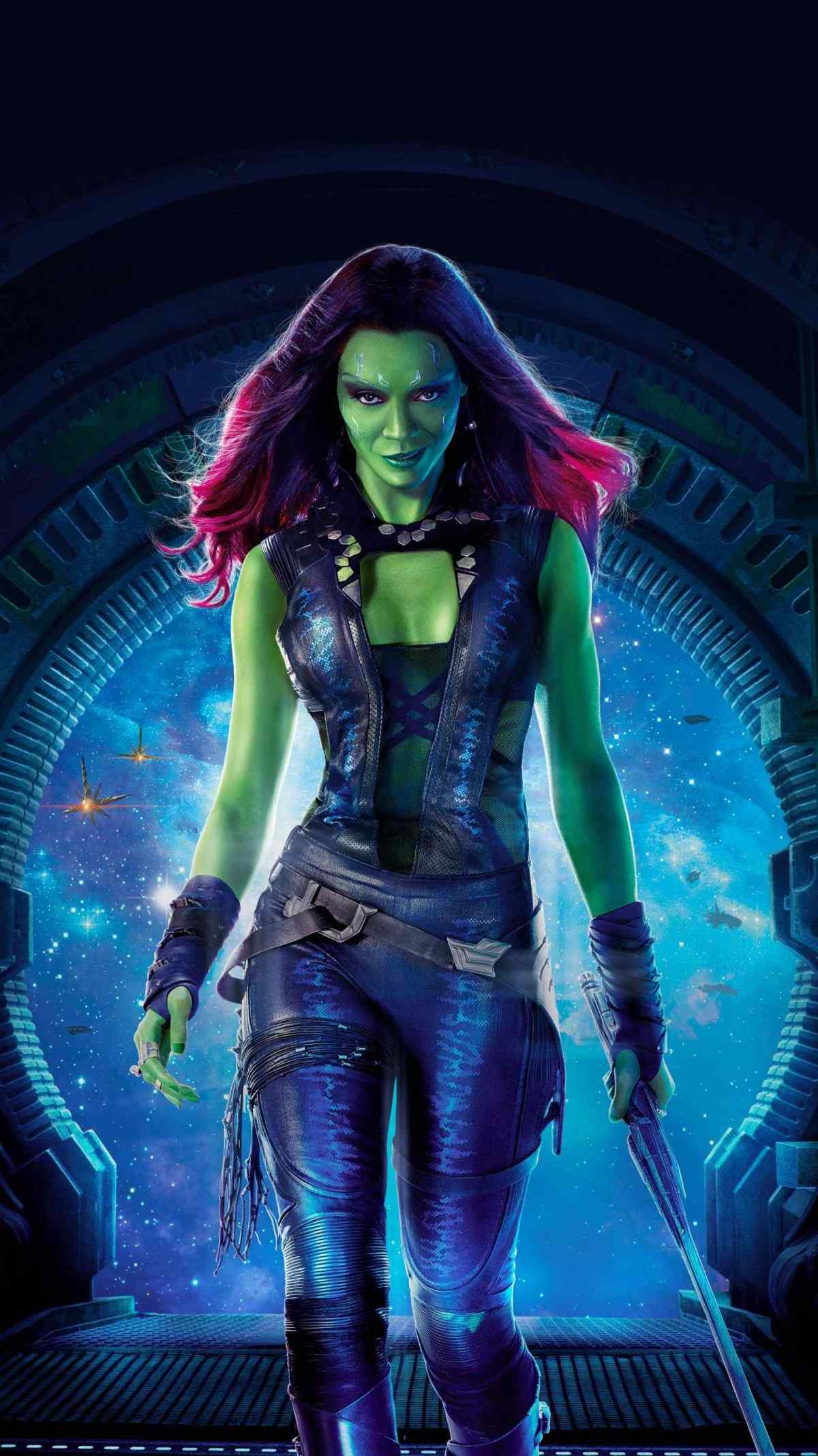 This Is Why I'm Obsessed WithGamora